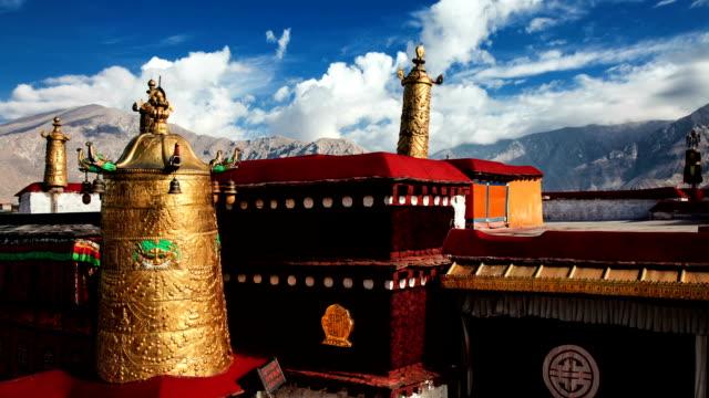 Templo de Jokhang em Lhasa