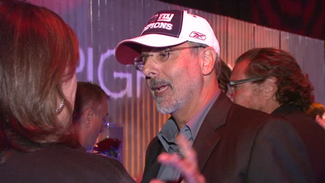 Jon Avnet at the Righteous Kill Premiere After Party at New York NY