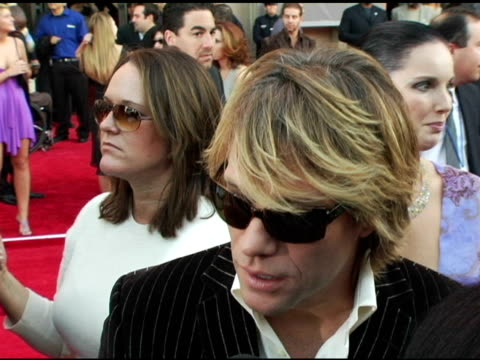 Jon Bon Jovi at the 2004 American Music Awards Red Carpet at the Shrine Auditorium in Los Angeles California on November 14 2004