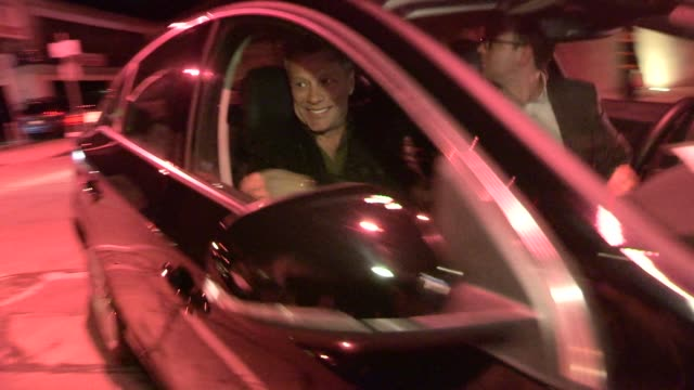 Jon Bon Jovi departing Craigs in West Hollywood in Celebrity Sightings in Los Angeles
