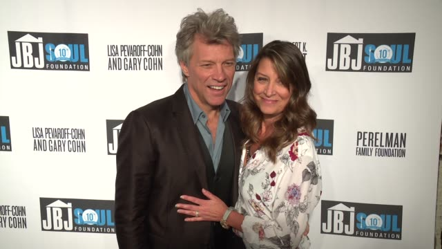 CLEAN Jon Bon Jovi Soul Foundation 10 Year Anniversary at the Garage on October 6 2016 in New York City