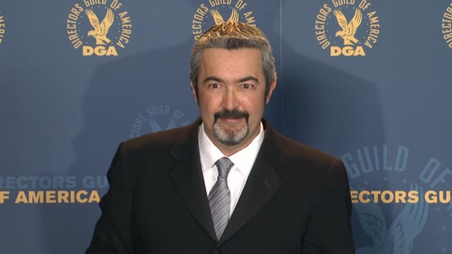 Jon Cassar at 64th Annual DGA Awards Press Room on 1/28/12 in Los Angeles CA