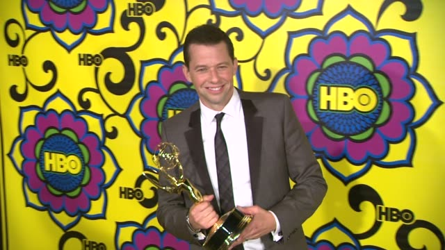 jon cryer at hbo's post 64th primetime emmy awards reception on 9/23/2012 in west hollywood ca - jon cryer stock videos and b-roll footage