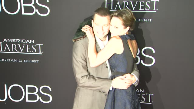 jon cryer at jobs los angeles premiere on 8/13/13 in los angeles ca - jon cryer stock videos and b-roll footage