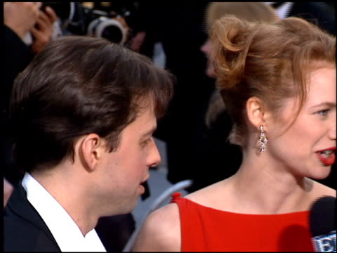 jon cryer at the 1996 people's choice awards at universal studios in universal city california on march 10 1996 - jon cryer stock videos and b-roll footage