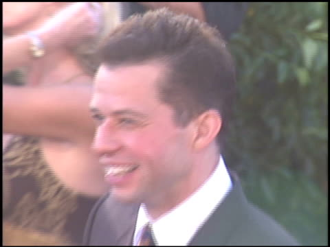 jon cryer at the 2004 emmy awards arrivals at the shrine auditorium in los angeles california on september 19 2004 - jon cryer stock videos and b-roll footage