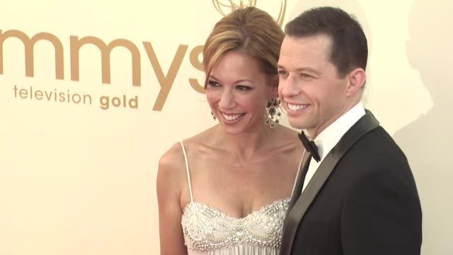 jon cryer at the 63rd primetime emmy awards arrivals part 2 at los angeles ca - jon cryer video video stock e b–roll