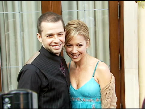 jon cryer at the chrysalis' fifth annual butterfly ball at private residence in bel air california on june 10 2006 - jon cryer stock videos and b-roll footage