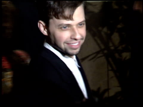 jon cryer at the dga awards at dga theater in los angeles california on march 11 1995 - jon cryer stock videos and b-roll footage