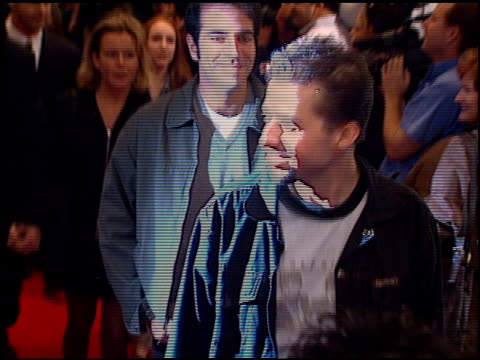 jon cryer at the premiere of 'the people vs larry flynt' on december 2 1996 - jon cryer stock videos and b-roll footage