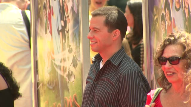 jon cryer at the 'shorts' premiere at hollywood ca - jon cryer stock videos and b-roll footage