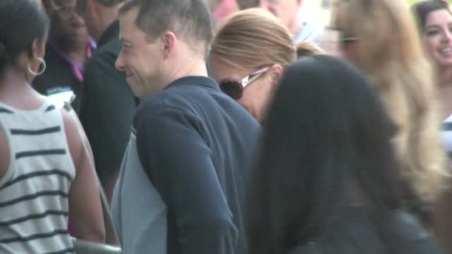 jon cryer at the staples center in los angeles - jon cryer stock videos and b-roll footage