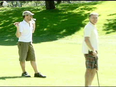 Jon Hamm at the 9th Annual Elizabeth Glaser Pediatric AIDS Foundation Celebrity Golf Classic at Lakeside Golf Club in Burbank California on October 1...