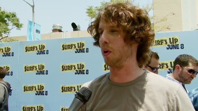 jon heder on his character in the film 'chicken joe' his voice in the film why he loved this role and how he's not working on anything at the moment... - chicken wire stock videos and b-roll footage