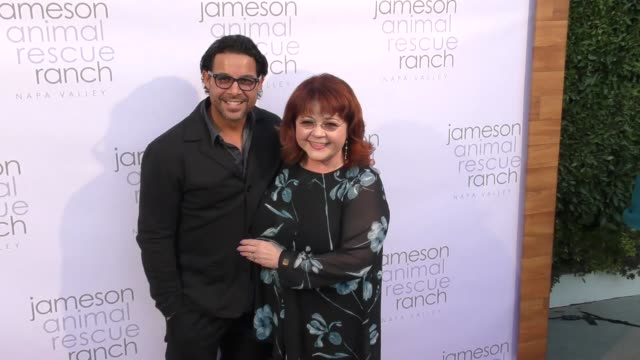 Jon Huertas and Patrika Darbo at The Jameson Animal Rescue Ranch Presents Napa In Need A Wildlife Relief Benefit For The Animals of Napa Valley on...