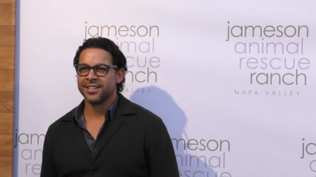 Jon Huertas at The Jameson Animal Rescue Ranch Presents Napa In Need A Wildlife Relief Benefit For The Animals of Napa Valley on December 02 2017 in...