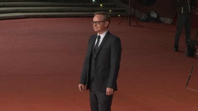 jon s baird at stan ollie red carpet arrivals 13th rome film fest on october 24 2018 in rome italy - rome film fest stock videos and b-roll footage