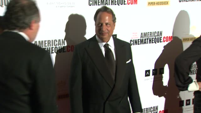 jon turteltaub jon lovitz at american cinematheque's 27th annual award presentation honoring jerry bruckheimer in beverly hills ca on - american cinematheque stock videos & royalty-free footage