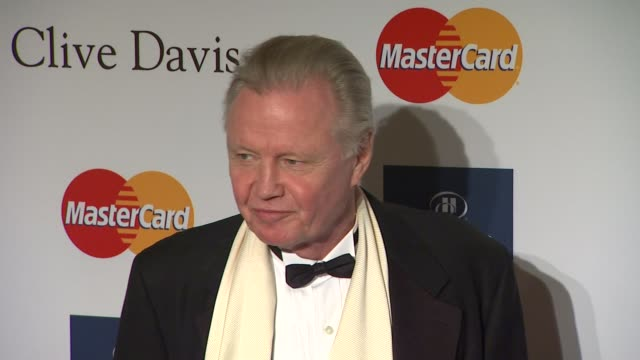 Jon Voight at Clive Davis And The Recording Academy's 2012 PreGRAMMY Gala And Salute To Industry Icons Honoring Richard Branson on 2/11/12 in Beverly...