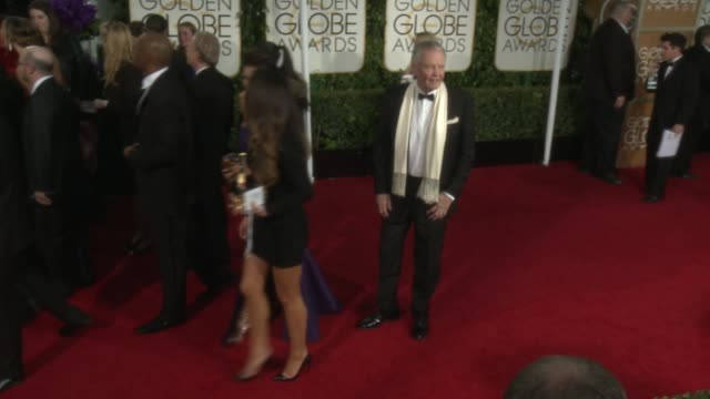 Jon Voight at the 72nd Annual Golden Globe Awards Arrivals at The Beverly Hilton Hotel on January 11 2015 in Beverly Hills California