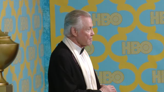 Jon Voight at the HBO's Post 2015 Golden Globe Awards Party at The Beverly Hilton Hotel on January 11 2015 in Beverly Hills California