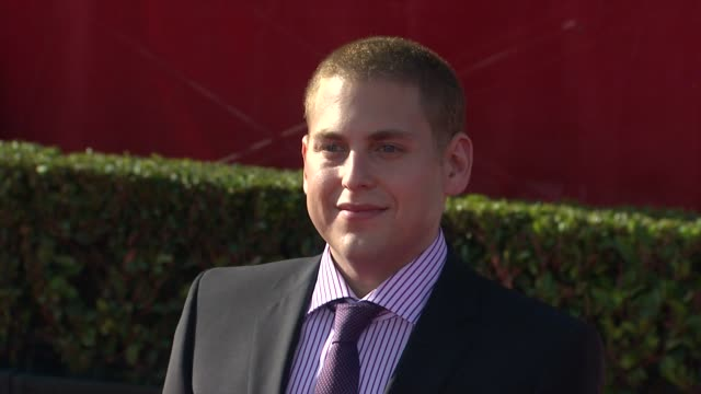 Jonah Hill at the 2011 ESPY Awards at Los Angeles CA