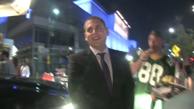Jonah Hill at the 2011 ESPY Awards in Los Angeles