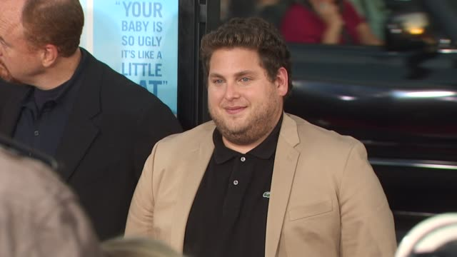 Jonah Hill at the 'The Invention Of Lying' Premiere at Hollywood CA