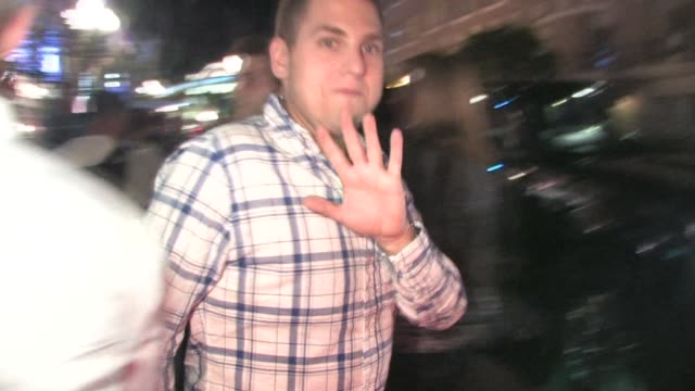 Jonah Hill in San Diego on 7/23/2011