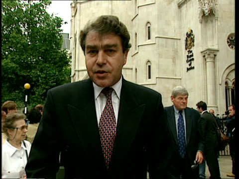 itn england london high court i/c ian mcbride intvwd sot instead of the sword of truth he has used a kind of dagger of deceit the guardian int staff... - dagger stock videos & royalty-free footage