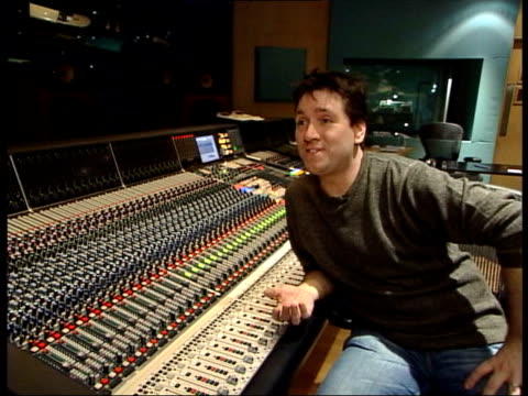 CMS Jonathan Allen interview SOT Still one the leading environments for large scale soundtrack recordings