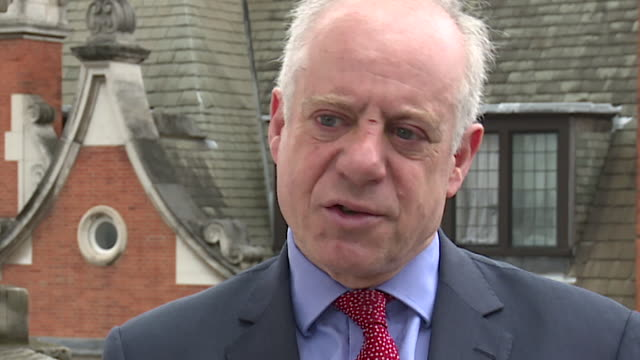 jonathan arkush president of the board of british jews says that he questions whether jeremy corbyn can be relied upon to be an ally in the fight... - bulletin board stock videos and b-roll footage