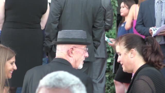 jonathan banks at the television academy celebrates the 67th emmy award nominees for outstanding performances at montage beverly hills at celebrity... - montage beverly hills video stock e b–roll