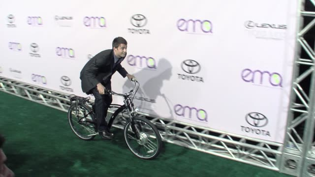 jonathan bennett at the the 18th annual environmental media awards benefiting the environment at los angeles ca. - environmental media awards stock videos & royalty-free footage