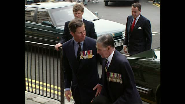 jonathan dimbleby biography of prince charles; itn pool / dates unknown location unknown: int diana, princess of wales along during engagement ext... - biography stock videos & royalty-free footage