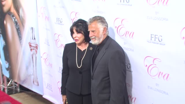 Jonathan Goldsmith at the Eva Longoria Parker Fragrance Launch Party For 'Eva' at Hollywood CA