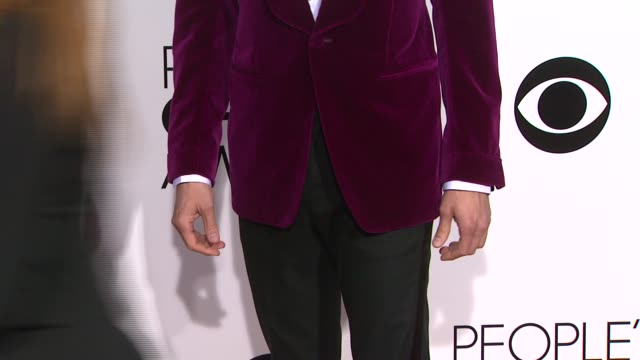 jonathan kite at 40th annual people's choice awards - arrivals in los angeles, ca 1/8/14 - people's choice awards stock-videos und b-roll-filmmaterial