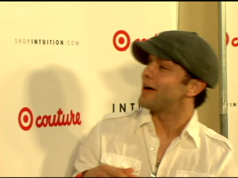 jonathan sadowski at the launch the target couture collection by intuition founder jaye hersh at social hollywood in hollywood california on may 11... - jaye hersh stock videos and b-roll footage