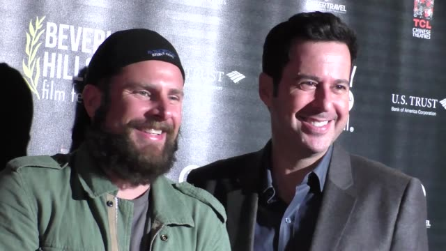 vidéos et rushes de jonathan silverman at the beverly hills film festival - opening night premiere of the lennon report and baby, baby, baby at tcl chinese 6 theatre in... - tcl chinese theatre