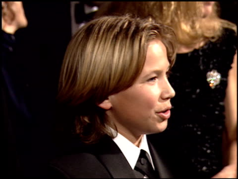 Jonathan Taylor Thomas at the 1995 Golden Globe Awards at the Beverly Hilton in Beverly Hills California on January 21 1995