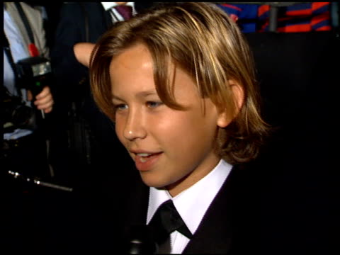 Jonathan Taylor Thomas at the 1995 People's Choice Awards at Universal Studios in Universal City California on March 5 1995