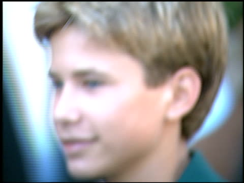 Jonathan Taylor Thomas at the Family Film Awards at CBS Television City in Los Angeles California on August 22 1996
