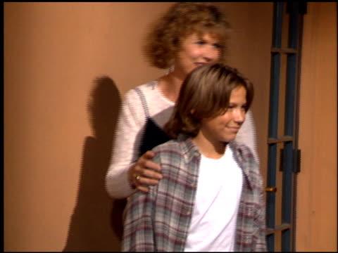 Jonathan Taylor Thomas at the Home Improvement 100th Episode Party at Disney Studios in Burbank California on April 7 1995