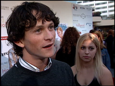 jonathan tucker at the young hollywood awards at the kodak theatre in hollywood, california on may 5, 2002. - tucker stock videos & royalty-free footage