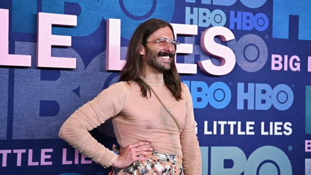 Jonathan Van Ness at the Big Little Lies Season 2 Premiere at Jazz at Lincoln Center on May 29 2019 in New York City