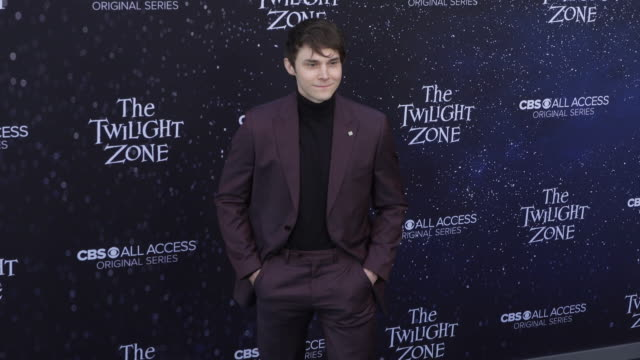 "jonathan whitesell at the premiere of ""the twilight zone' at the harmony gold preview house and theater on march 26, 2019 in hollywood, california. - harmony gold preview theatre stock videos & royalty-free footage"