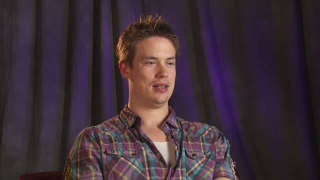 Jonny Lang on society rebounding from bad economy at the 'Rock A Little Feed A Lot' Benefit Concert at Los Angeles CA