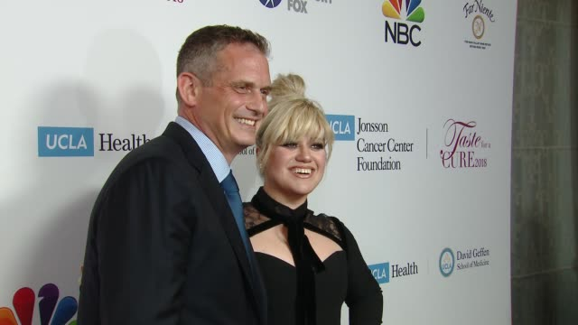 jonsson cancer center foundation hosts 23rd annual taste for a cure event honoring nbc entertainment president paul telegdy in los angeles ca - gordon ramsay stock videos and b-roll footage