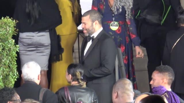 Jordan Peele at the 49th NAACP Image Awards at Pasadena Civic Auditorium in Pasadena in Celebrity Sightings in Los Angeles