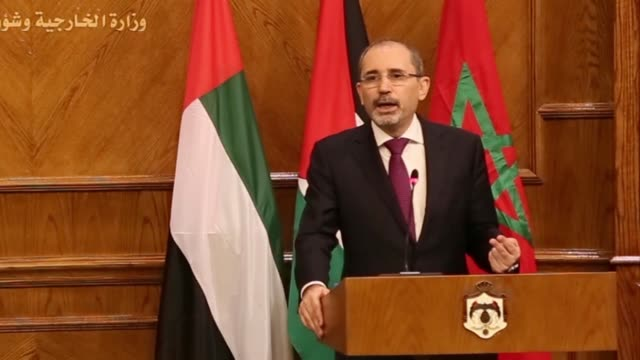 Jordan says the Arab League will seek international recognition of the Palestinian state with east Jerusalem as its capital after Washington...